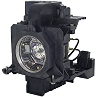 AuraBeam Professional Replacement Projector Lamp for Panasonic ET-LAE200 With Housing (Powered by Philips)