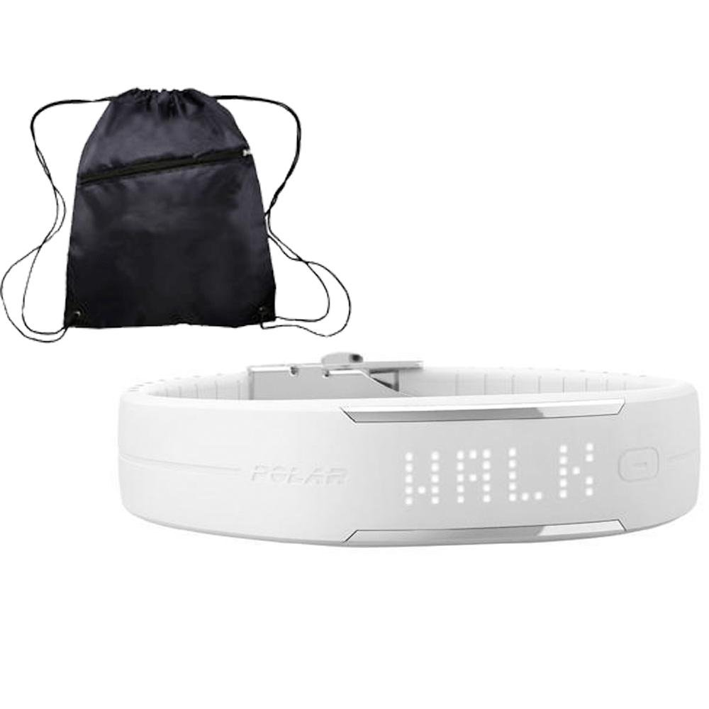 Polar 90054940K1 - Loop 2 Activity Tracker - White With Bag