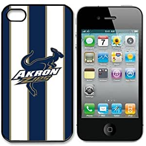 NCAA Akron Zips iPhone 4/4s and 4s Case Cover