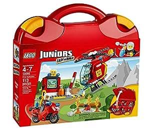 LEGO Juniors 10685 Fire Suitcase