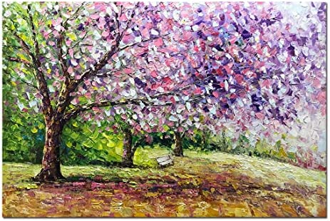 Boiee 24x36inch Blooming Painting Landscape product image