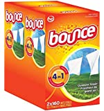 Bounce Outdoor Fresh Dryer Sheets HE, 320 Sheet