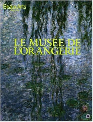 Lire Le musée de l'orangerie pdf, epub ebook