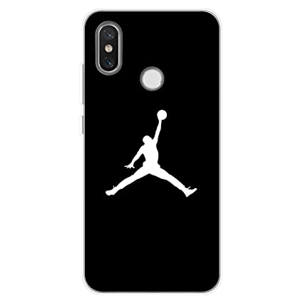 Amazon.com: Fitted Case - Jordan TPU Coque for Xiaomi Redmi ...