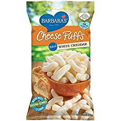 Barbara's Cheese Puffs, Baked White Cheddar, 5.5 Ounce
