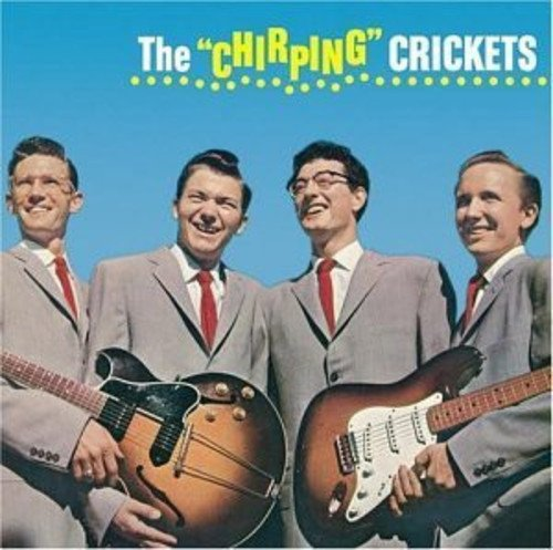 The Chirping Crickets + 4 Bonus Tracks