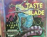 Taste The Blade : 15 Years of Metal Blade Records (2-CD set)