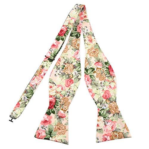Best floral bowtie self tie for 2019