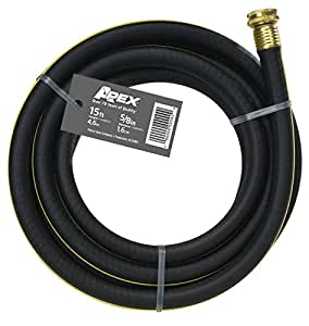 Apex REM-15, Connector Hose, 5/8-inch by 15-feet
