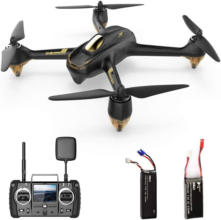 Hubsan X4 H501S FPV RC Quadcopter Brushless HD 1080P Auto-Return GPS Drone RTF