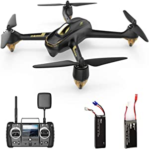 Hubsan X4 H501SS Pro Version GPS FPV RC Drone with Brushless Motor Quad with 1080P HD Camera RTF
