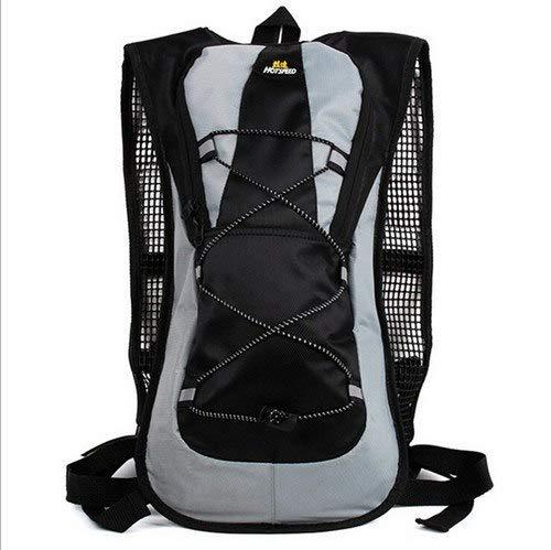 SOMITI | Top Cases | Waterproof Nylon Solid Zipper Motorcycle Backpack Gear Mochila Outdoor Camping Cycling Trekking Travelling Mochila Moto Bag ()