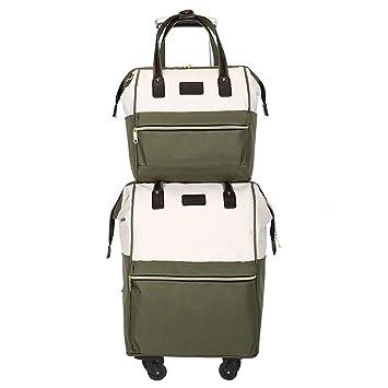 OTLLE Mommy Trolley Bag Rueda Universal Bolsa de Viaje Bolso ...