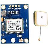 Geekstory Original GY-GPS6MV2 NEO-6M GPS Module + GPS Ceramic Antenna Arduino Drone Flight Controller