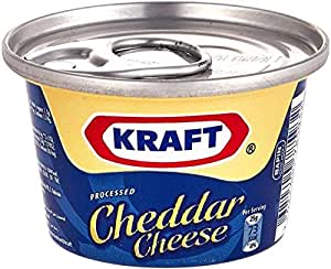 Kraft Cheddar Can, 50 gm