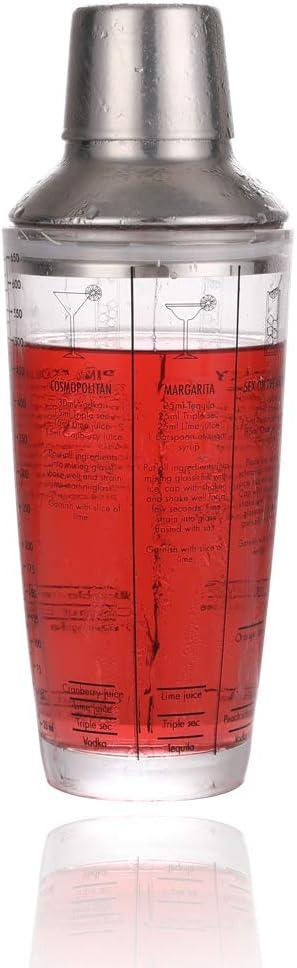 Sanlan Cocktail Shaker, 20oz