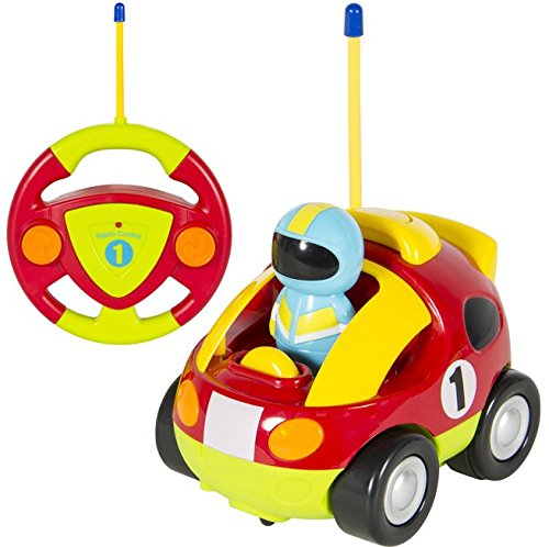 Plate Stereo Tube (2 Channel Racing Car Perfect Gift : Kids Beginner Remote Control Cartoon Racing Car Perfect Gift : Remote Control)