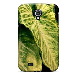 Premium Deep Green Back Cover Snap On Case For Galaxy S4