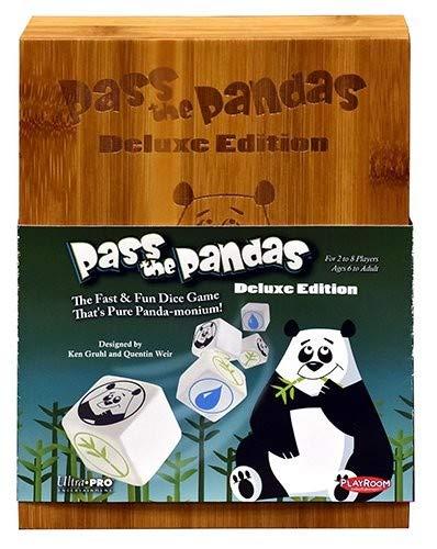 Amazon.com  Playroom Entertainment Pass the Pandas Deluxe  Toys   Games 38cc168ca37