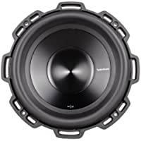 Brand New Rockford Fosgate Punch P3D4-10 10 1000 Watt Peak / 500 Watt RMS Dual 4 Ohm Car Subwoofer with Anodized Aluminum Cone