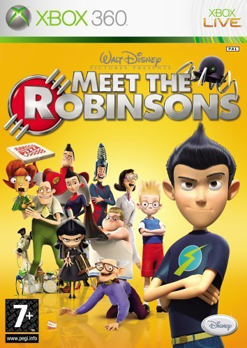 Meet the Robinsons - Xbox 360