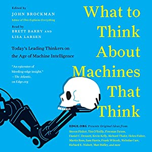What Do You Think About Machines That Think? Hörbuch