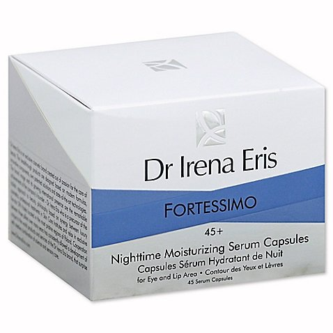 Dr Irena Eris 45-Count Anti-Wrinkle Capsules for Eyes and Lips Area Night Care