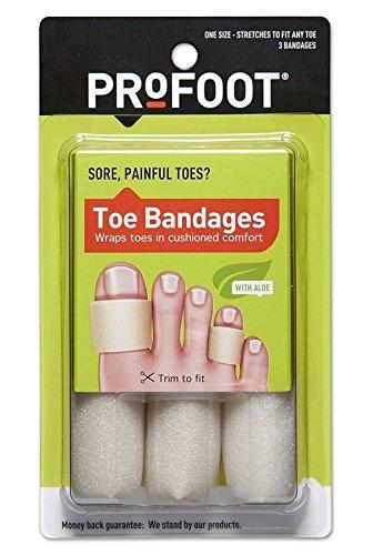 Profoot Bandages - TOE BANDAGES PROF MED