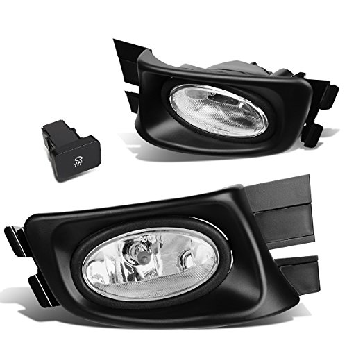 2005 accord 4dr fog light kit - 1