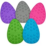 Semplix Mini Bügeleisenablage (Silikon / 10,5 x 15,5 cm) … (Pink)