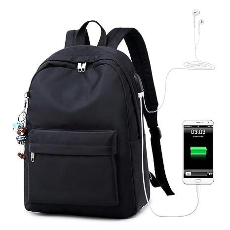 Power Bag Backpack Mens /& Women Laptop  Rucksack School College Work Travel Gym