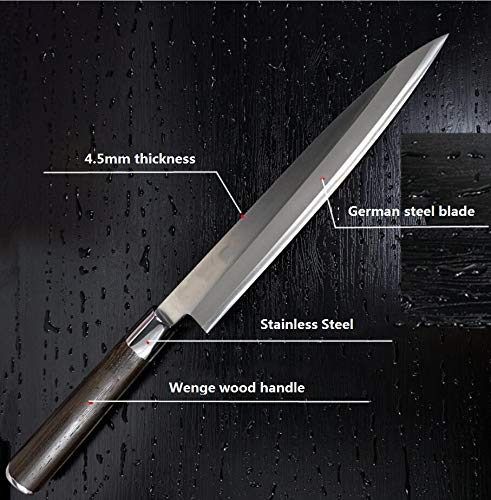 Japanese Sushi sashimi Knife German steel 210mm 240mm 270mm 300mm 330MM (330mm)