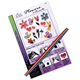 Quilled Creations Flowers and Friends Quilling Kit