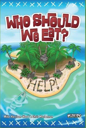 WizKids Who Should We Eat Board Games [並行輸入品] B07SGW9B31