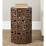 Cheap Safavieh American Homes Collection Aldeburgh Light Brown End Table