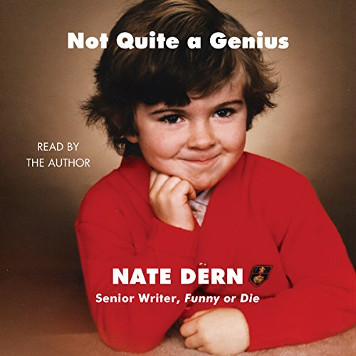 Not Quite a Genius by Simon & Schuster Audio