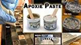 Waterproof Epoxy Putty Adhesive Paste and Safety