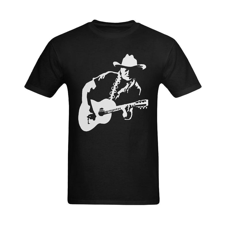 Flesiciate Men Handsome Willie Play Guitar Gesture Design Personalized Causal