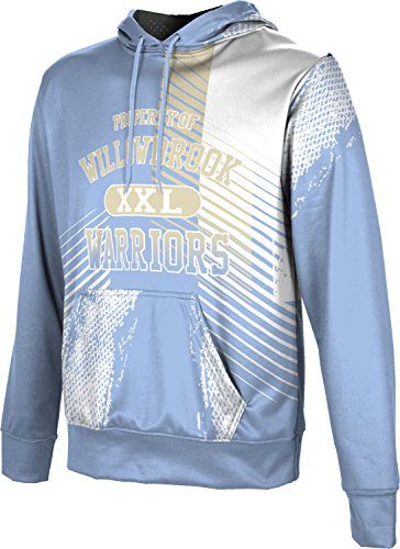 ProSphere Men's Willowbrook High School Hustle Hoodie Sweatshirt - Shop Willowbrook