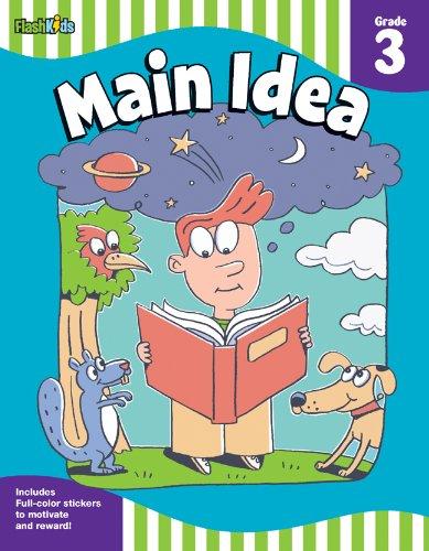 Main Idea Activities - Main Idea: Grade 3 (Flash Skills)