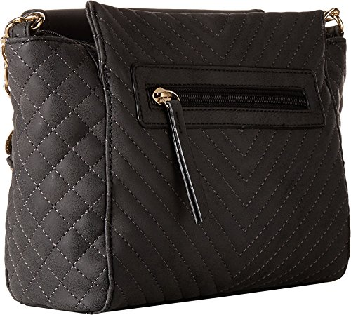 Jessica Simpson Women's Jina Crossbody Black Crossbody Bag