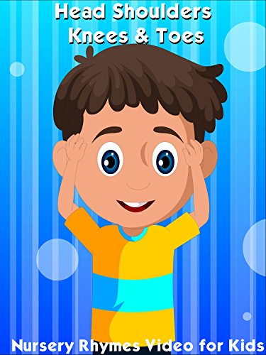 Goose Head - Head Shoulders Knees and Toes - Nursery Rhymes Video for Kids