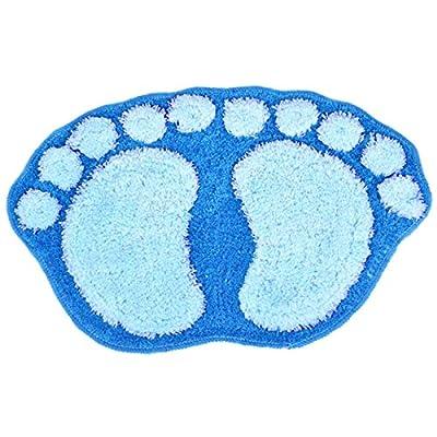 Soft Feet Memory Foam Bedroom Bathroom Floor Shower Carpet Plush Mat Rug