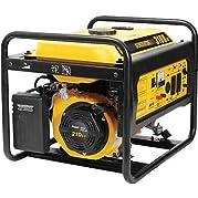 Be Pressure Portable Gas Generator, 3100 Watt