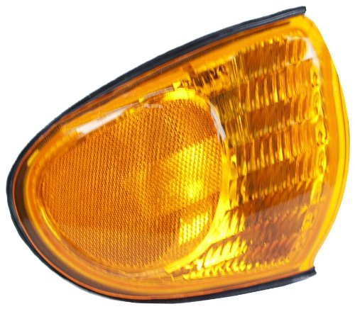 OE Replacement Ford Windstar Front Driver Side Marker Light Assembly (Partslink Number (Ford Windstar Side Marker)