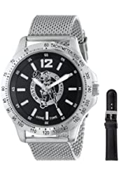 Game Time Men's NBA Cage Series Watch