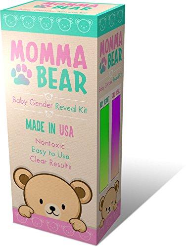 Baby Gender Reveal Kit Prenatal Sex Test for Early Pregnancy Boy Girl (2 Packs)