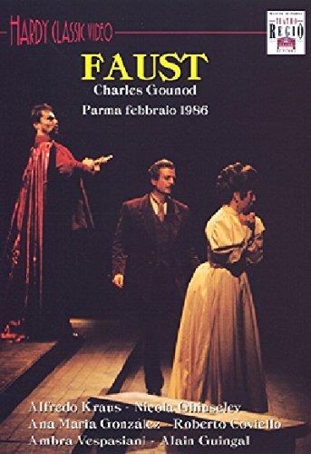 Gounod - Faust / Kraus, Ghiuselev, Gonzalez, Guingal, Teatro Regio di ()