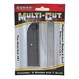 Ronan Multi-Cut Replacement Blades & Anvil for Multi-Cut 401 & 402