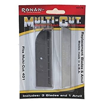 Ronan Multi-Cut Replacement Blades & Anvil for Multi-Cut 401